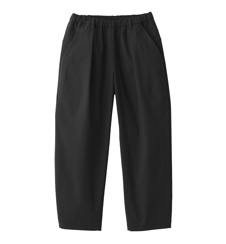 WIDE TAPERED PANTS Solomodule
